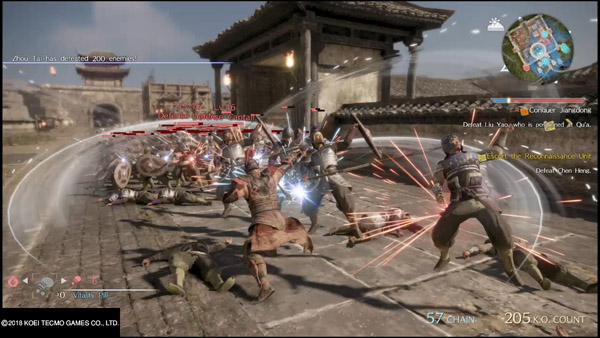 DYNASTY WARRIORS 9  review40