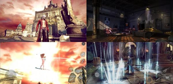 Devil May Cry Pinnacle of Combat  (2)