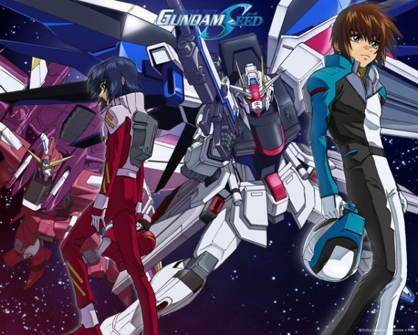 List of Mobile Suit Gundam on TV Series_13