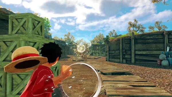 One Piece World Seeker Gameplay  PS4   (4)