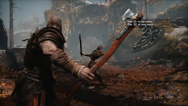 God of war 4 5things 1