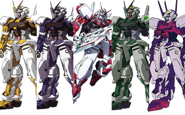 12Secret Gundam Seed you never know (2)