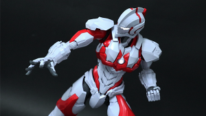 Review Ultraman Suit 16 Dimension studio (Review)