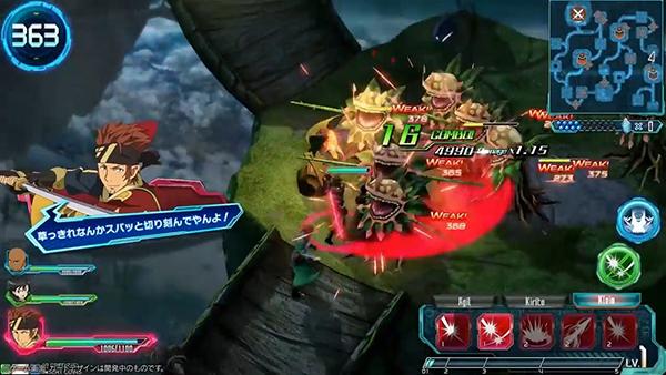 Sword Art Online Arcade_ Deep Explorer (6)