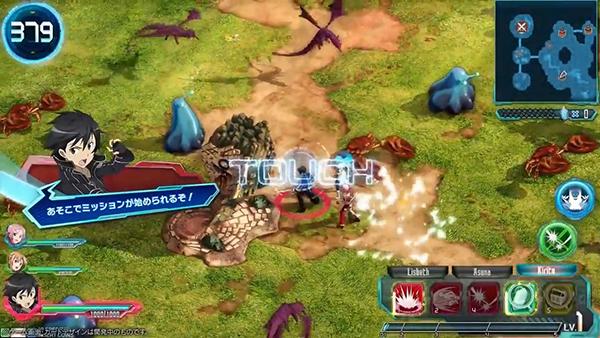 Sword Art Online Arcade_ Deep Explorer (7)