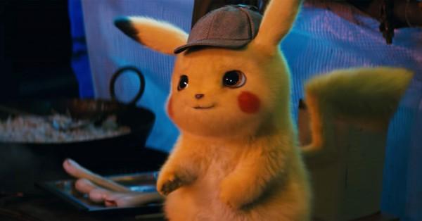 Detective Pikachu The Movieเรองยอ Trailer หนงเตม