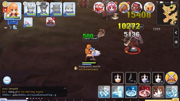 Sniper Trap Ragnarok Mobile 9