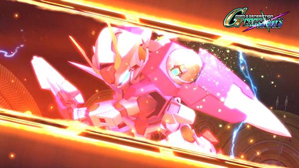 SD Gundam G Generation Cross Rays (5)