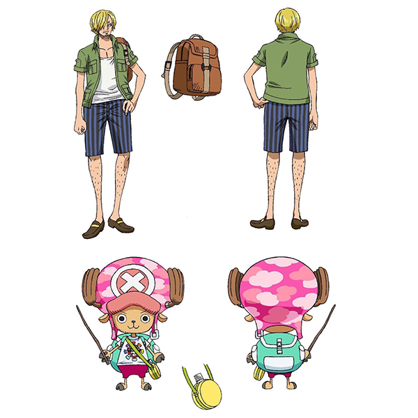 Production note-ONE PIECE STAMPEDE (5)