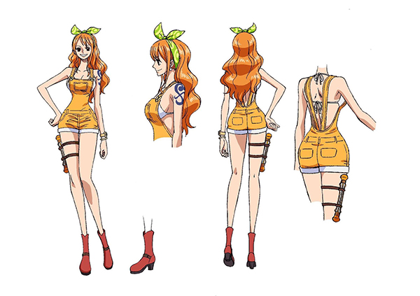 Production note-ONE PIECE STAMPEDE (6)
