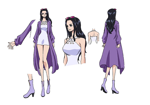 Production note-ONE PIECE STAMPEDE (7)