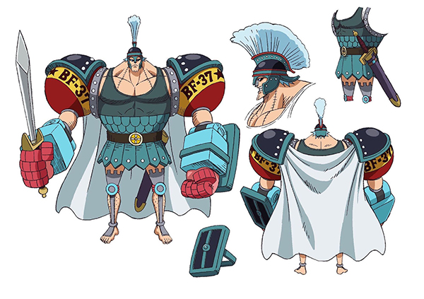 Production note-ONE PIECE STAMPEDE (8)