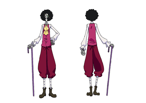 Production note-ONE PIECE STAMPEDE (9)