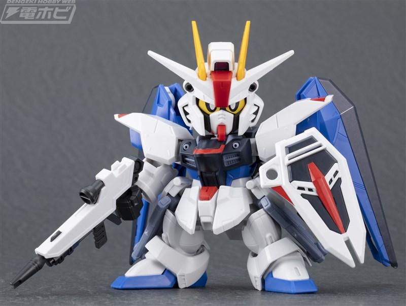 SDCS ZGMF-X10A Freedom Gundam ต่อดิบ (1)