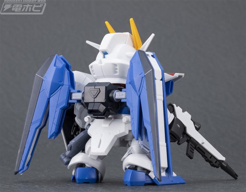 SDCS ZGMF-X10A Freedom Gundam ต่อดิบ (2)