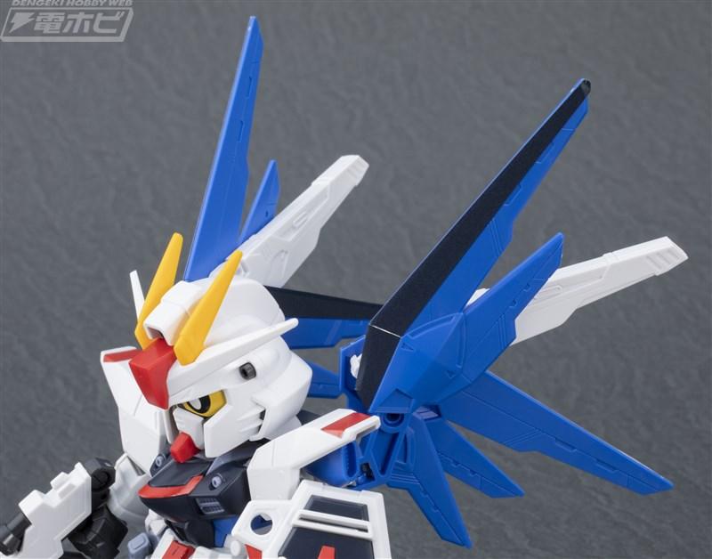 SDCS ZGMF-X10A Freedom Gundam ต่อดิบ (4)
