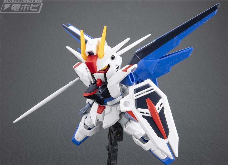 SDCS ZGMF-X10A Freedom Gundam ต่อดิบ (6)