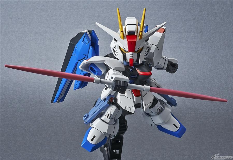 SDCS ZGMF-X10A Freedom Gundam (3)