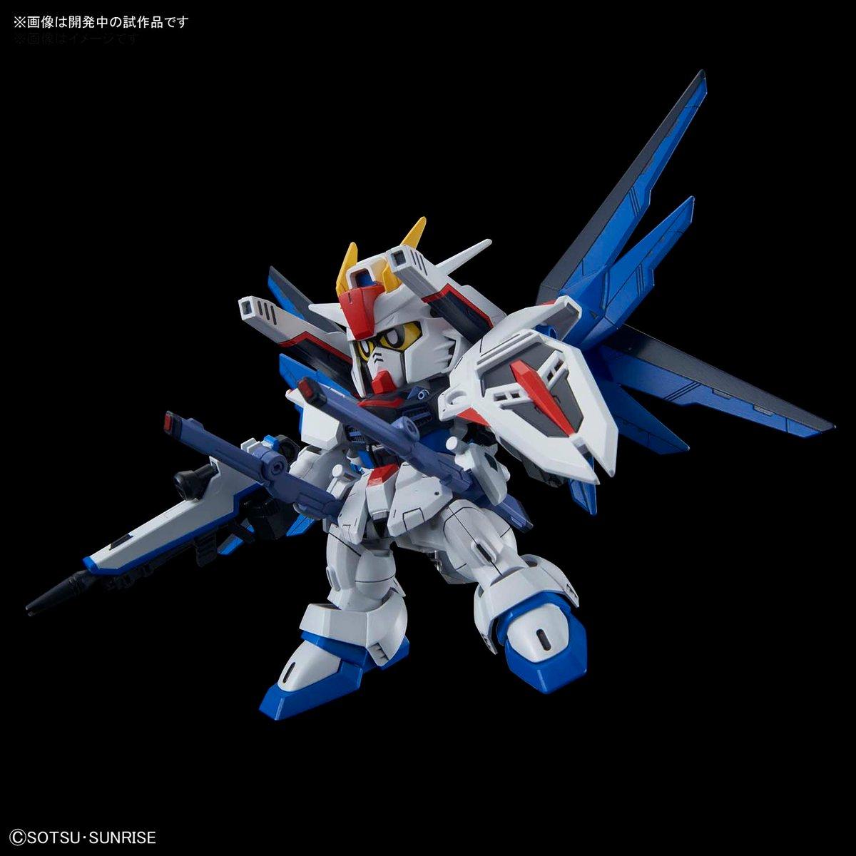 SDCS ZGMF-X10A Freedom Gundam (9)