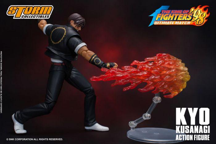 THE KING OF FIGHTERS '98 ULTIMATE MATCH KYO KUSANAGI (10)