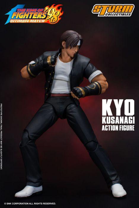 THE KING OF FIGHTERS '98 ULTIMATE MATCH KYO KUSANAGI (3)