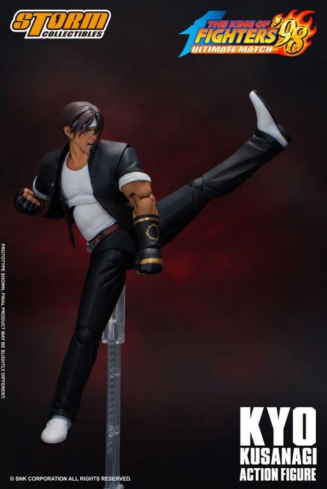 THE KING OF FIGHTERS '98 ULTIMATE MATCH KYO KUSANAGI (8)
