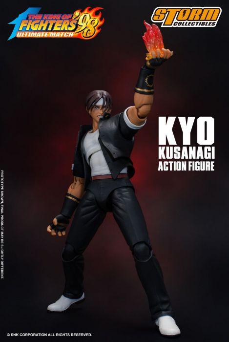 THE KING OF FIGHTERS '98 ULTIMATE MATCH KYO KUSANAGI (9)