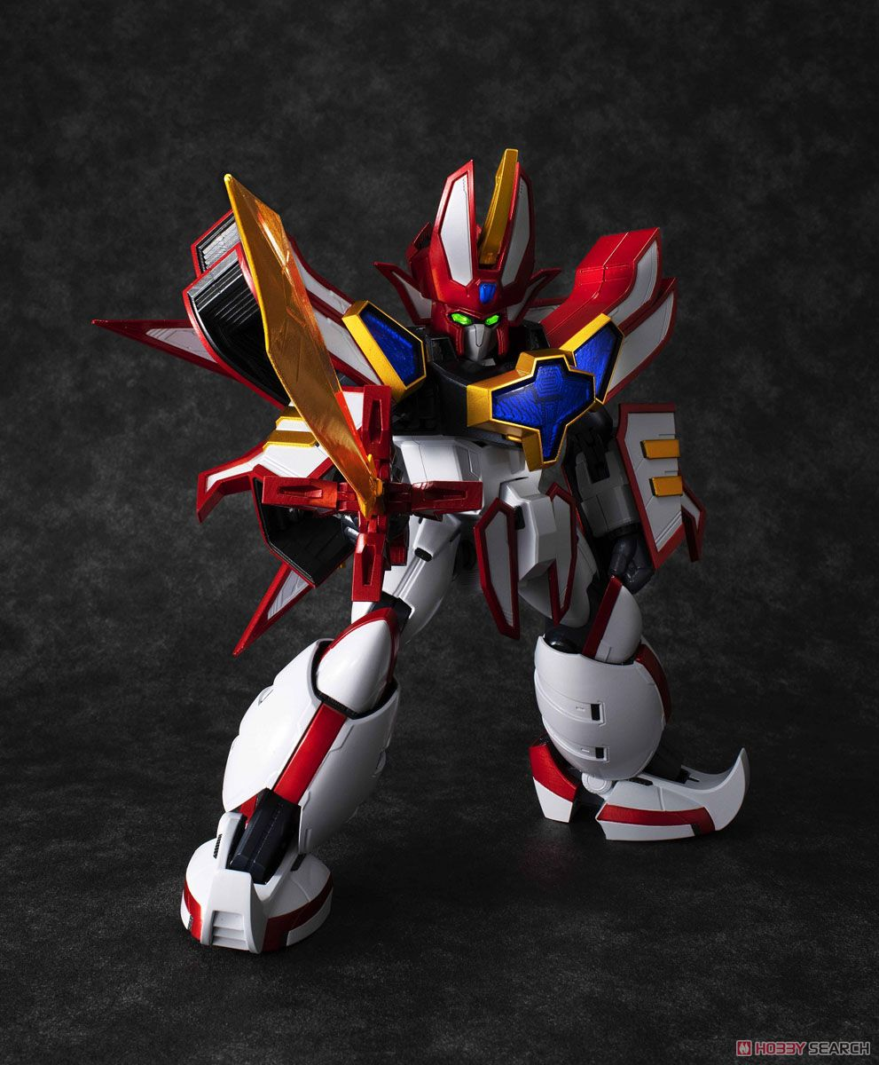 Variable Action Hi-Spec Mado King Granzort Super Granzort (8)