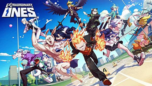 Extraordinary Ones Anime-style 5V5 MOBA (17)