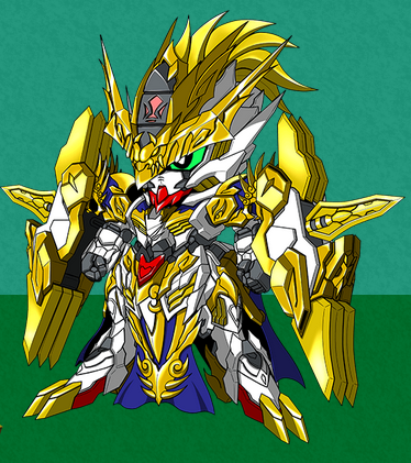 Gundam Barbatos (1)