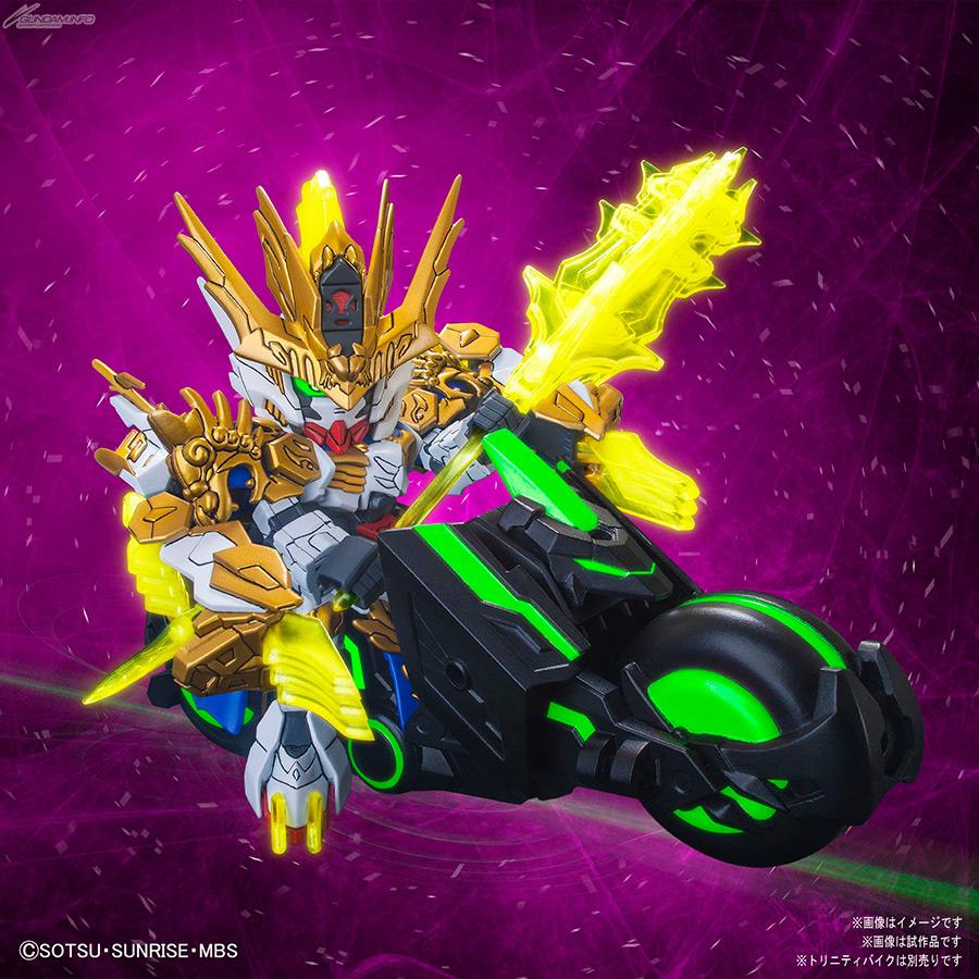 Gundam Barbatos (4)