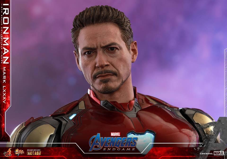 HOT TOYS  Iron Man Mark LXXXV (Avengers Endgame)  (14)