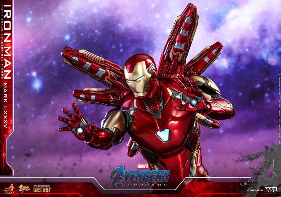 HOT TOYS  Iron Man Mark LXXXV (Avengers Endgame)  (20)