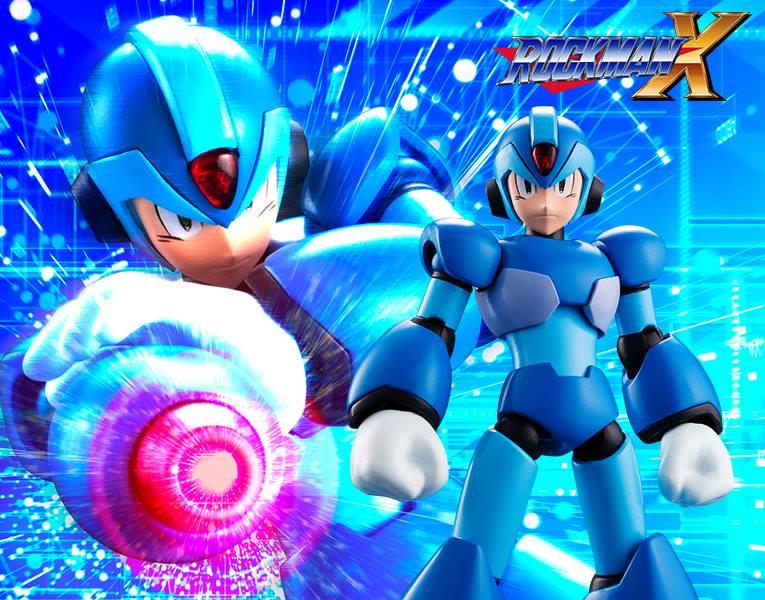 Rockman X  -  Kotobukiya (1)