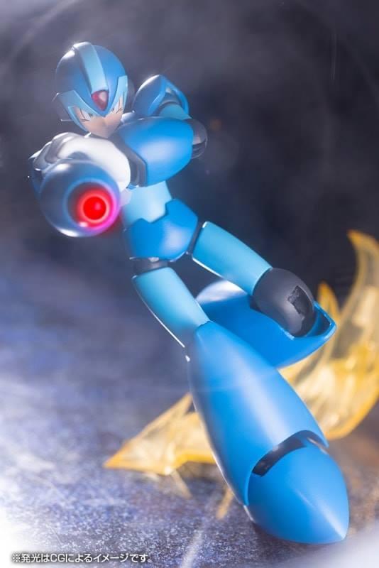 Rockman X  -  Kotobukiya (16)