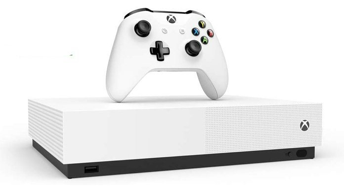 Xbox One S All-Digital Edition (1)