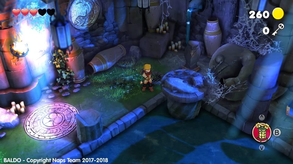 Baldo - New Gameplay   (4)