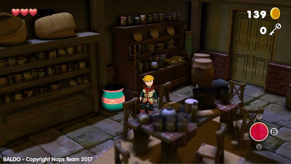 Baldo - New Gameplay   (5)