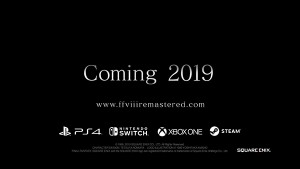 FINAL FANTASY VIII Remastered –   E3  2019 (13)