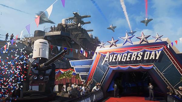 Marvel's Avengers A-Day Trailer E3 2019  (1)