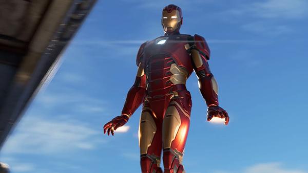 Marvel's Avengers A-Day Trailer E3 2019  (2)