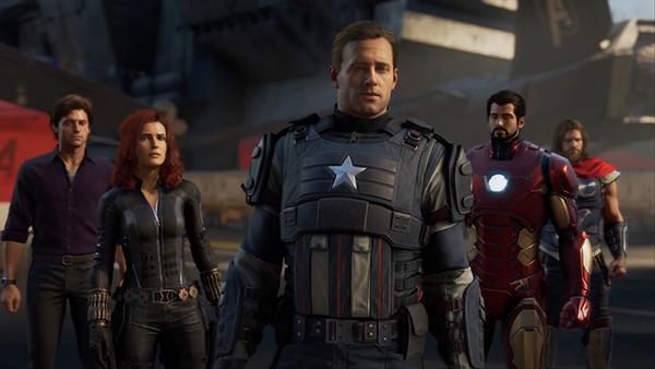 Marvel's Avengers A-Day Trailer E3 2019  (5)