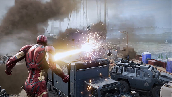 Marvel's Avengers A-Day Trailer E3 2019  (7)