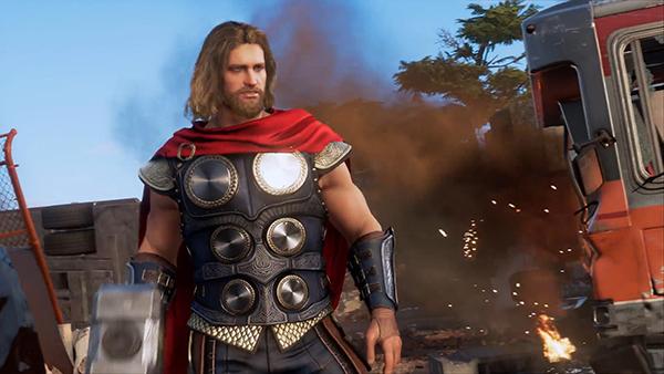 Marvel's Avengers A-Day Trailer E3 2019  (8)