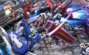 Gundam Breaker Mobile (1) - Copy