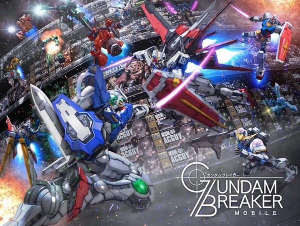 Gundam Breaker Mobile (1)