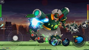 Mega Man X DiVE  (5)