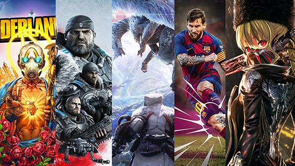 รายชื่อเกมออกใหม่ประจำเดือน [Ps4 / PC / XboxOne / 3DS
