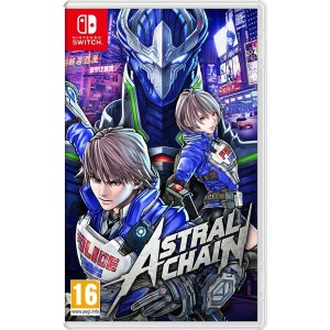 Astral Chain Review (1)