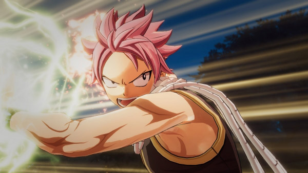 Fairy Tail - TGS 2019  (Koei Tecmo Stage Day 4) (1)